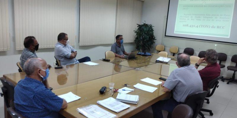 reunião de diretoria- SM natureza